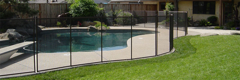 Removable Pool Safety Fencing